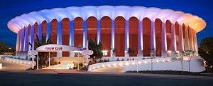 LA Forum - home to top-billed concerts