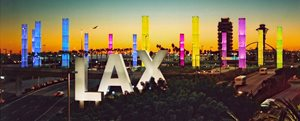 Complimentary Shuttle to/from LAX Airport